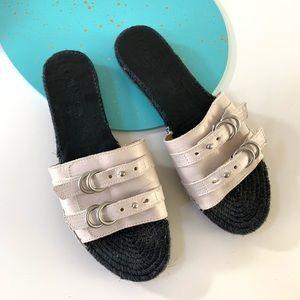 Rag & Bone Jules Espadrille Slide Sandals